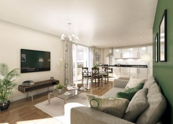 Thumbnail 1 bedroom flat for sale in Manchester Waterfront Properties, Adelphi Street, Manchester