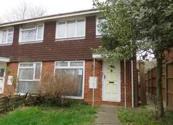 Thumbnail 3 bed semi-detached house for sale in Redbridge, Stantonbury, Milton Keynes