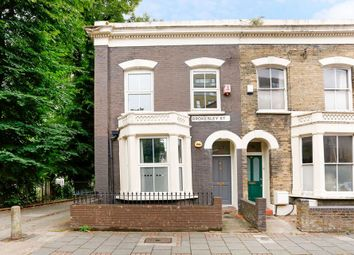 Thumbnail 4 bedroom end terrace house for sale in Brokesley Street, London