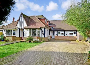 Thumbnail 5 bed detached house for sale in Cross Lane, Findon, Worthing, West Sussex