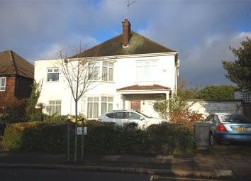 Thumbnail 5 bedroom detached house for sale in Wentworth Park, West Finchley, London