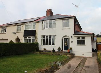 Thumbnail 4 bed semi-detached house for sale in Alexandra Place, Monkswood, Usk