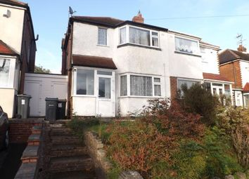 2 bed semi-detached house for sale in Lower White Road, Quinton, Birmingham, West Midlands B32