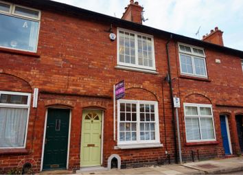 Thumbnail 2 bed terraced house for sale in Rose Street, York