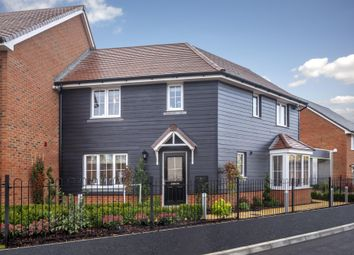 "Thumbnail 3 bed semi-detached house for sale in ""Faringdon"" at Taylor Close, Harrietsham, Maidstone"