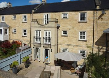 Thumbnail 4 bedroom terraced house for sale in Eveleigh Avenue, Bath