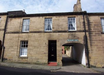 Thumbnail 3 bed terraced house to rent in Howick Street, Alnwick