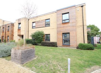 Thumbnail 2 bed flat for sale in Park Square, Brookside, Huntingdon