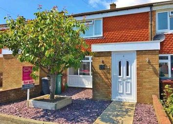 Thumbnail 2 bed terraced house for sale in Brede Close, Eastbourne