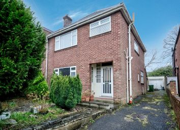 Thumbnail 3 bed semi-detached house for sale in Belmont Road, Portswood, Southampton, Hampshire