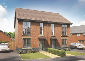 """Thumbnail 2 bed property for sale in """"The Aston"""" at Smisby Road, Ashby De La Zouch"""