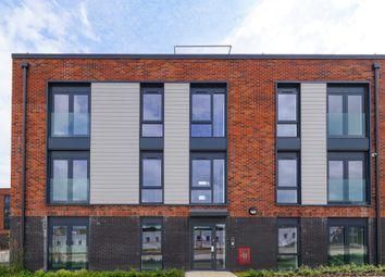 Thumbnail 2 bed flat for sale in Whittle Road, Shirley, Solihull