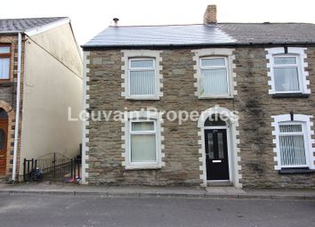 Thumbnail 3 bed end terrace house to rent in Tillery Street, Abertillery, Blaenau Gwent.