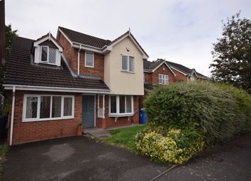 4 bed detached house to rent in Dewchurch Drive, Sunnyhill, Derby DE23