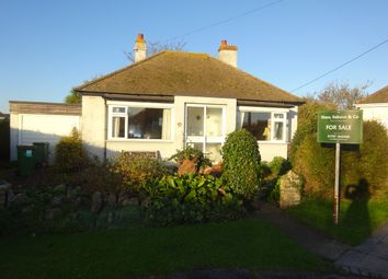 Thumbnail 2 bed detached bungalow for sale in Crossways Close, Dymchurch, Romney Marsh, Kent