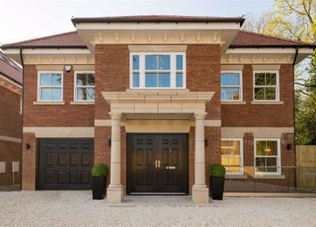 Thumbnail 5 bedroom detached house for sale in Fairgreen East, Hadley Wood, Hertfordshire