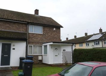 Thumbnail 2 bed end terrace house to rent in Sharpecroft, Harlow, Essex