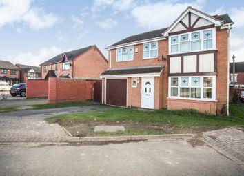 4 bed detached house for sale in Rocken End, Foleshill, Coventry, West Midlands CV6
