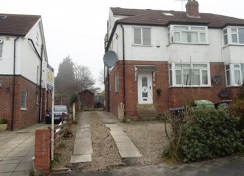 Thumbnail 4 bed semi-detached house to rent in Bentcliffe Gardens, Moortown, Leeds