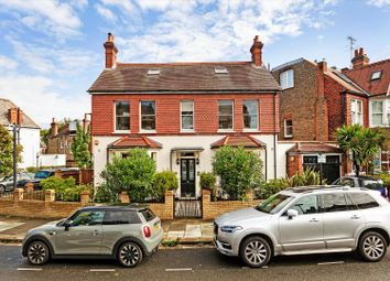 Burnaby Gardens, London W4. 4 bed semi-detached house for sale