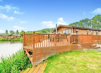 Thumbnail 3 bed mobile/park home for sale in Goose Island, Northampton, Northamptonshire