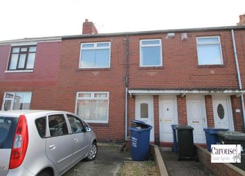 Thumbnail 2 bed flat for sale in Irthing Avenue, Walker, Newcastle Upon Tyne