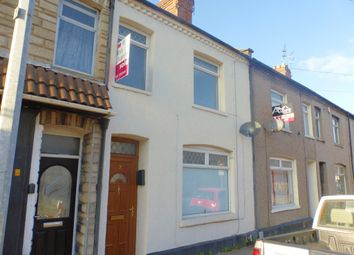 Thumbnail 3 bedroom terraced house for sale in North Clive Street, Cardiff