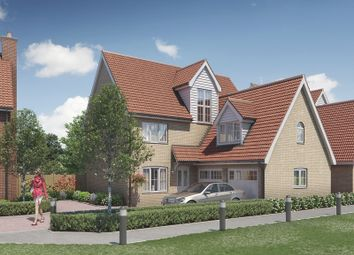 Thumbnail 5 bedroom detached house for sale in The Hargreaves, Oaklands Hamlet, Five Oaks Lane, Chigwell Essex