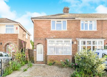 Thumbnail 2 bed end terrace house for sale in Winchester Road, Shortstown, Bedford
