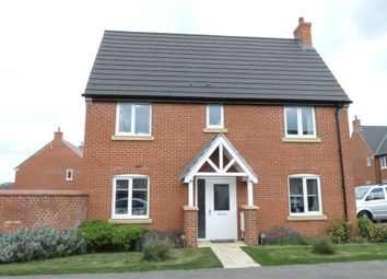 Thumbnail 3 bed end terrace house for sale in Bluebell Place, Lutterworth