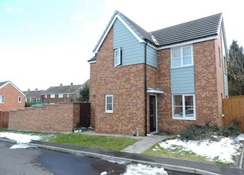 Thumbnail 3 bed detached house for sale in Larch Place, Kendray, Barnsley, South Yorkshire