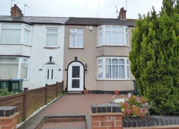 Thumbnail 3 bed terraced house for sale in Sadler Road, Coventry