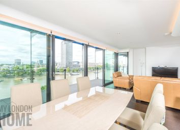 Thumbnail 2 bed flat to rent in Merano Residences, 30 Albert Embankment, Albert Embankment, London