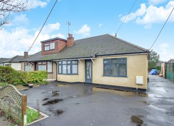 Thumbnail 4 bed semi-detached bungalow for sale in Hazlemere Road, Benfleet