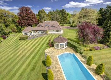 Thumbnail 6 bedroom detached house for sale in Winter Hill, Cookham Dean, Berkshire