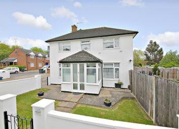Thumbnail 4 bed semi-detached house for sale in Berwick Road, Borehamwood