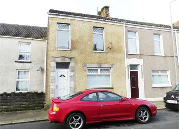 Thumbnail 3 bedroom terraced house for sale in Ropewalk Road, Llanelli, Carmarthenshire