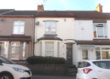 Thumbnail 3 bedroom terraced house to rent in Grosvenor Road, Rugby