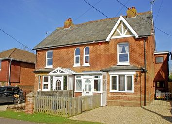 Thumbnail 4 bed semi-detached house for sale in Avenue Road, Brockenhurst
