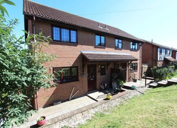 Thumbnail 3 bedroom semi-detached house for sale in Kirk Gardens, Walmer