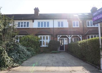Thumbnail 3 bed terraced house for sale in Kenley Road, London