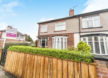 Thumbnail 3 bed semi-detached house for sale in Welldeck Road, Hartlepool