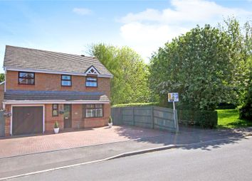 Thumbnail 4 bed detached house for sale in Hatherall Close, Stratton, Swindon, Wiltshire