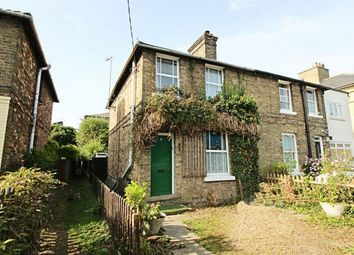 Thumbnail 2 bed semi-detached house for sale in North Side, St Peters Road, Huntingdon
