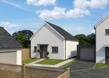 Thumbnail 3 bed detached house for sale in Gwallon Keas, St Austell