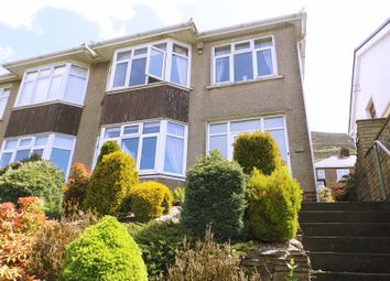 Thumbnail 3 bedroom semi-detached house for sale in Penycae Road, Port Talbot, Neath Port Talbot.