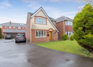 Thumbnail 3 bed detached house for sale in Flindo Crescent, Canton, Cardiff