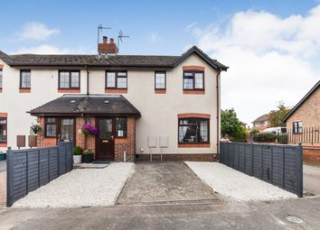 Stable Close, Stanway, Colchester CO3. 3 bed semi-detached house