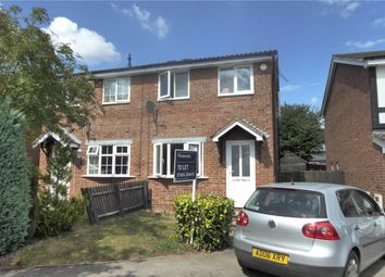 2 bed semi-detached house to rent in Sandover, East Hunsbury, Northampton, Northamptonshire NN4