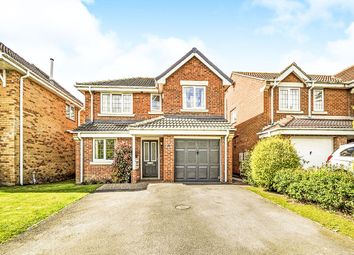 Thumbnail 4 bed detached house for sale in Plumpton Park, Shafton, Barnsley